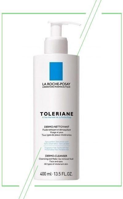 Toleriane Dermo-Cleanser от La Roche-Posay_result