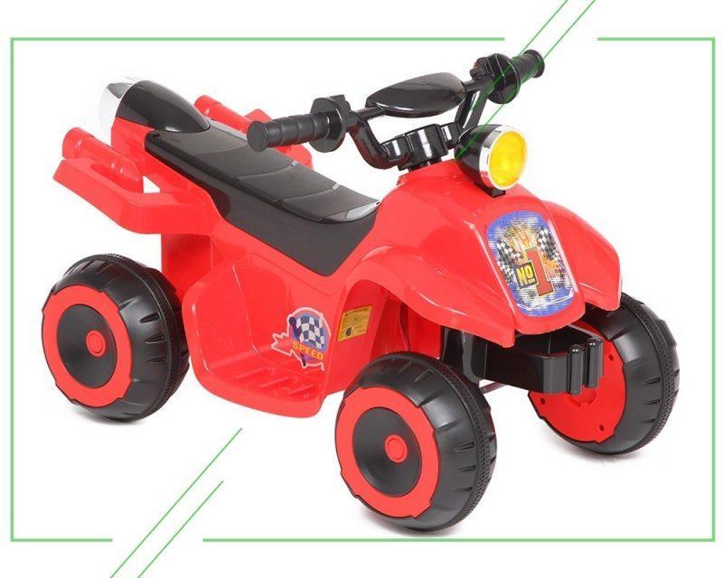 Weikesi Квадроцикл XGD8020_result