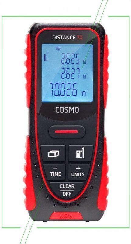 ADA Instruments COSMO 70_result