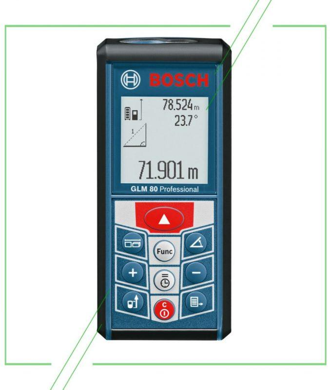 Bosch GLM 80 Professional_result