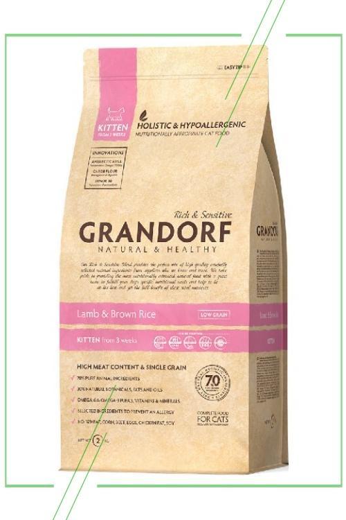 Grandorf Ягнёнок с рисом KITTEN (2 кг)_result