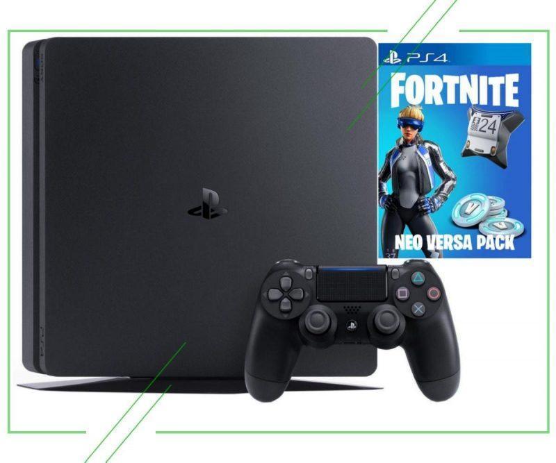 Игровая приставка Sony PlayStation 4 Slim 500 ГБ_result