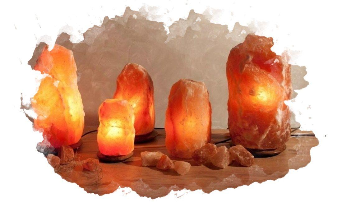 ТОП-7 лучших солевых ламп: для чего нужна, польза и вред, отзывы