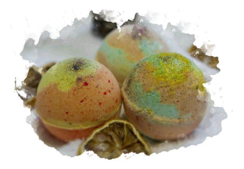 ТОП-7 лучших бомбочек для ванны: обзор, отзывы