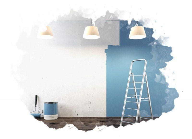лестница для ремонта