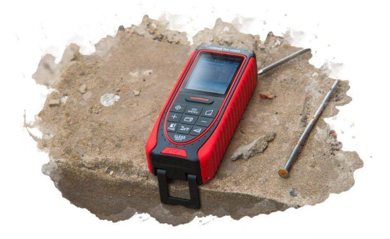 лазерный дальномер для строителей