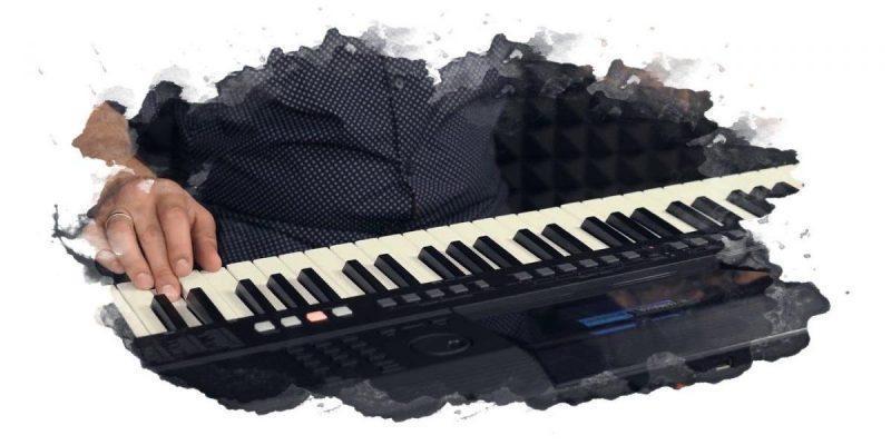использование синтезатора