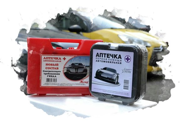 ТОП-5 лучших автомобильных аптечек 2020 года: какую купить, ГОСТ, отзывы
