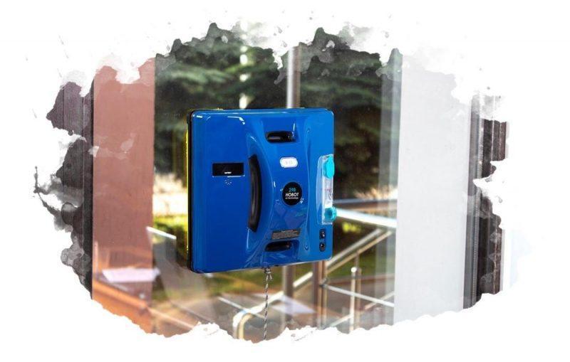 робот мойщик окон для дома