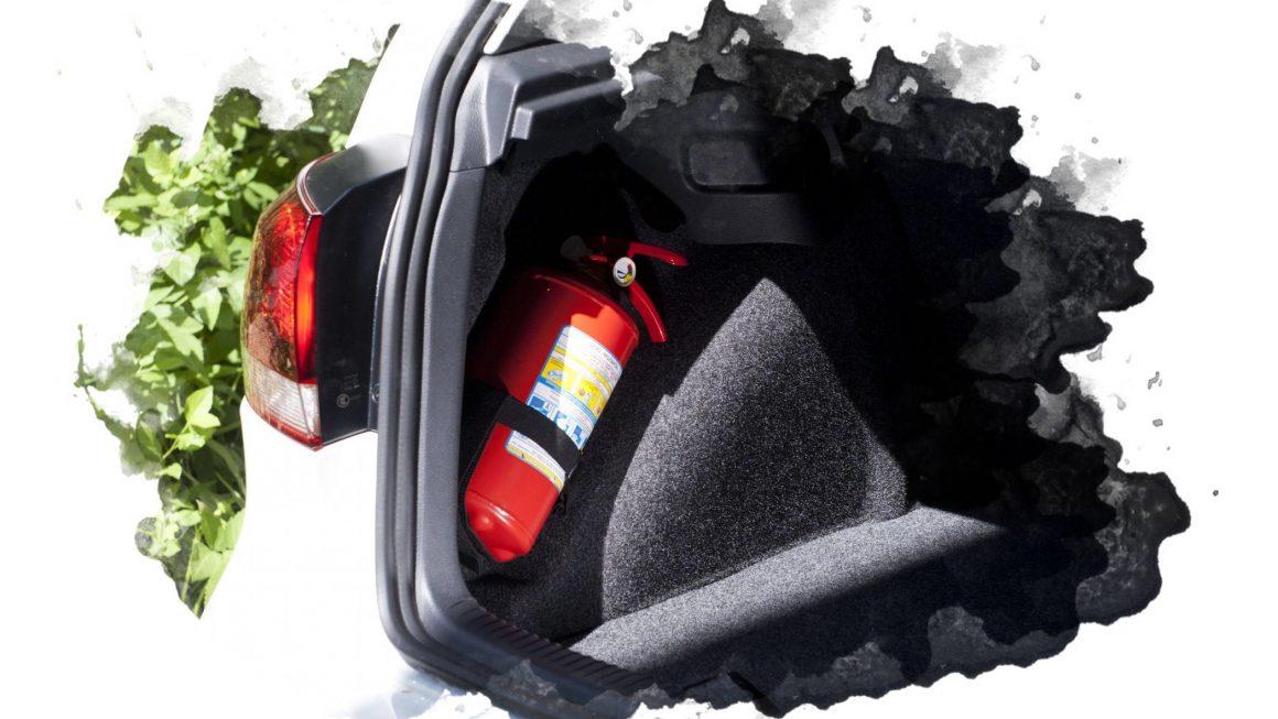 ТОП-7 лучших автомобильных огнетушителей: виды, применение, характеристики