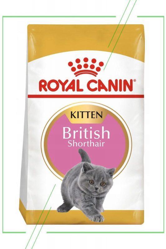 Royal Canin British Shorthair Kitten (2 кг)_result