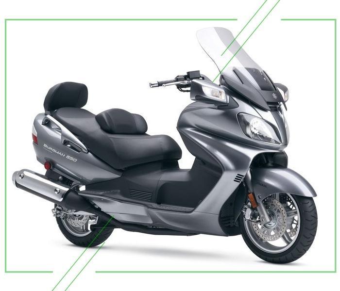 Suzuki SkyWave 650 Burgman_result