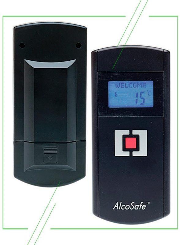 Alcosafe kx-7000s_result