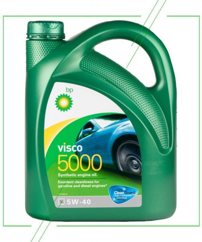 BP Visco 5000 5W-40_result