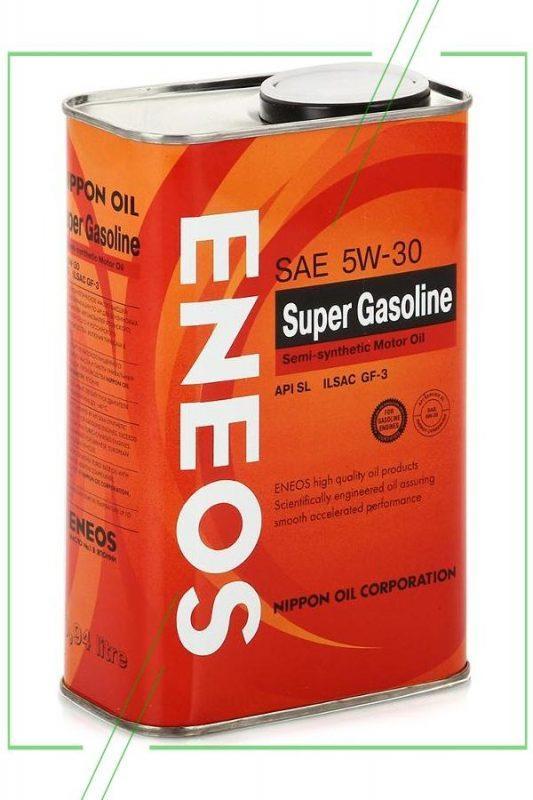 ENEOS Super Gasoline SL 5W-30_result