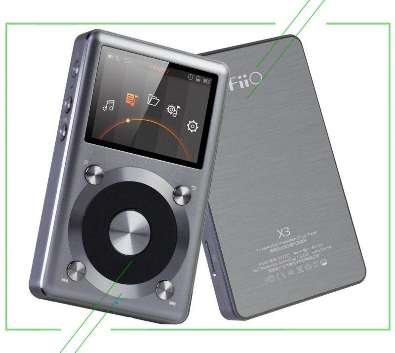 Fiio X3 II_result