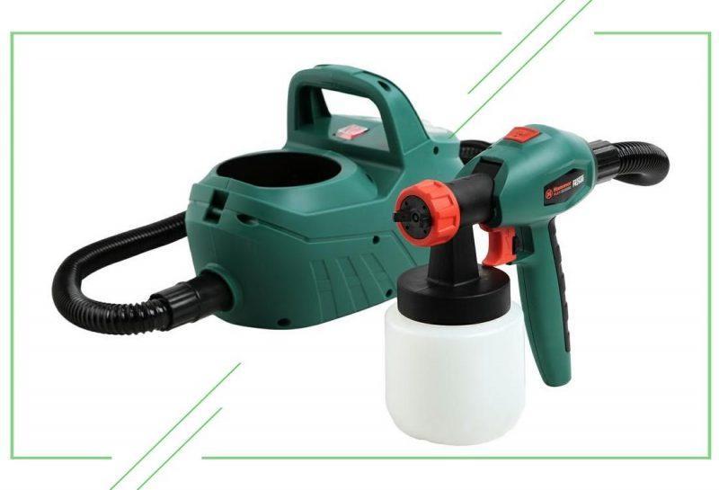 ТОП-7 лучших электрических краскопультов