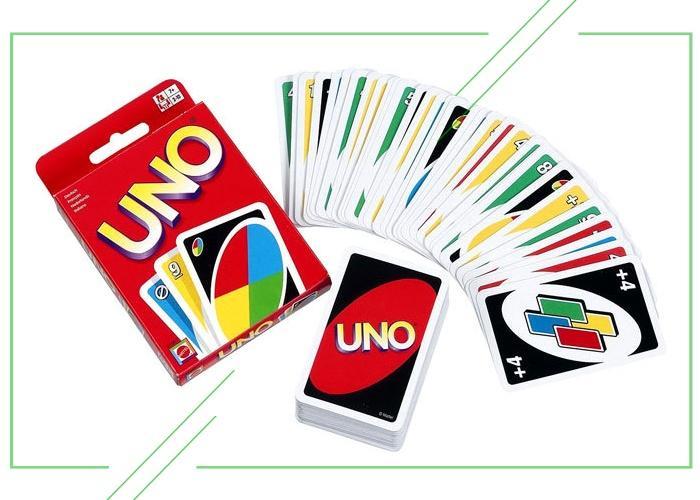 Mattel Uno W2087_result