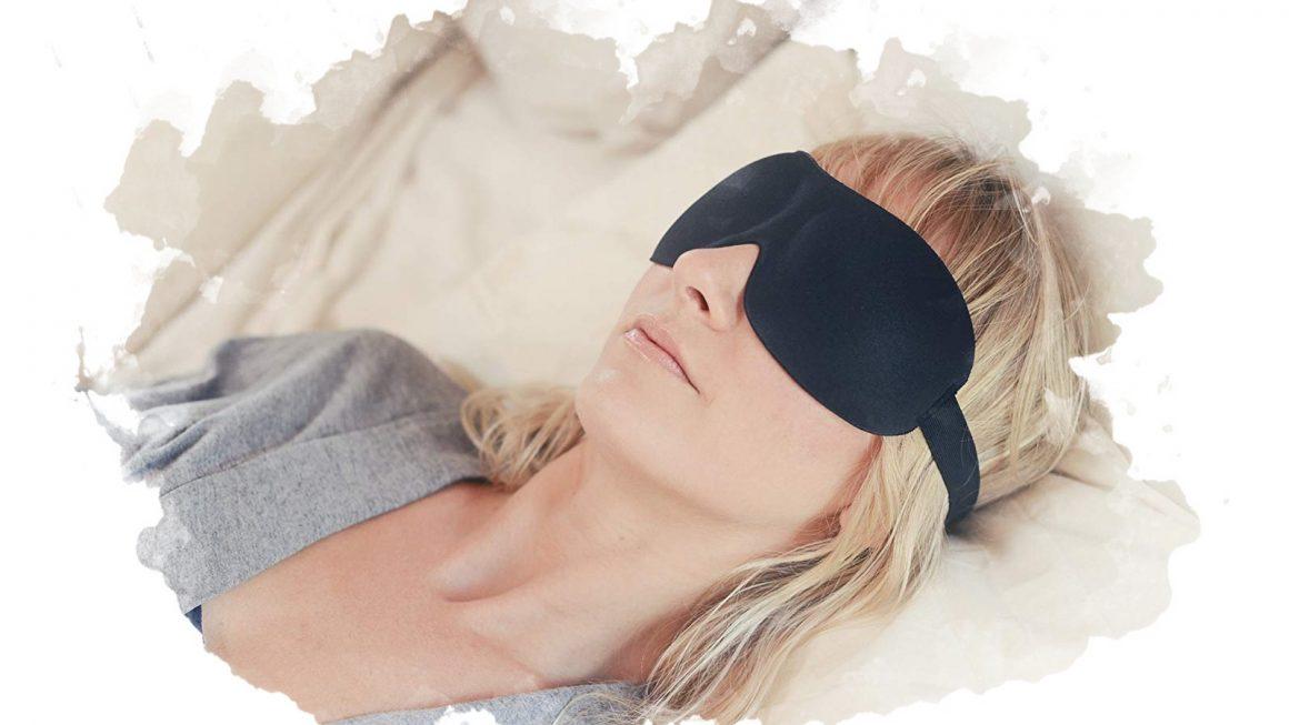 ТОП-7 лучших масок для сна: какую выбрать, плюсы и минусы, отзывы