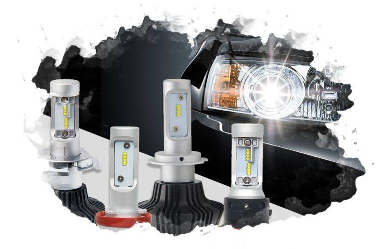лампы H7 для автомобиля