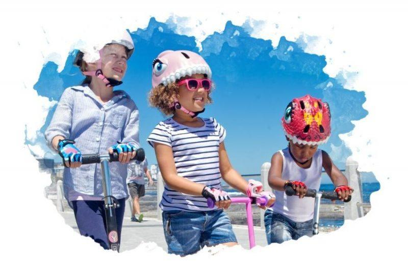 ТОП-7 лучших детских шлемов: рейтинг, отзывы