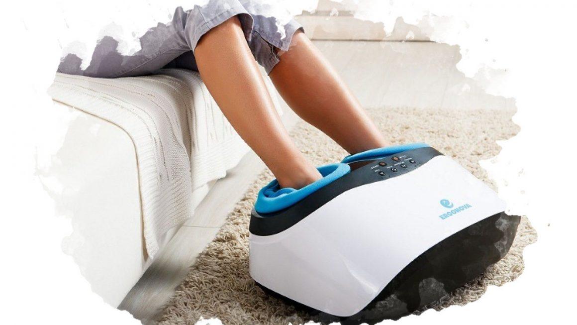 ТОП-7 лучших массажеров для ног: какой купить, плюсы и минусы, отзывы