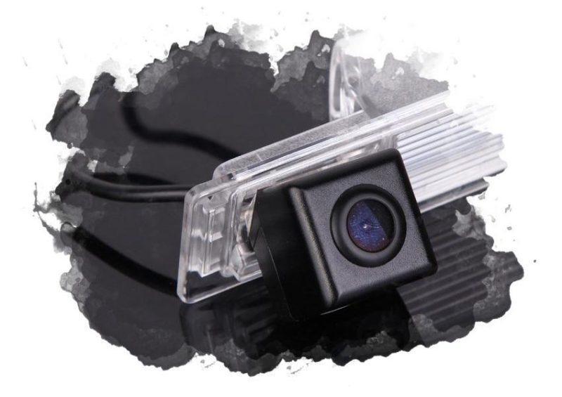 камера заднего вида на машине