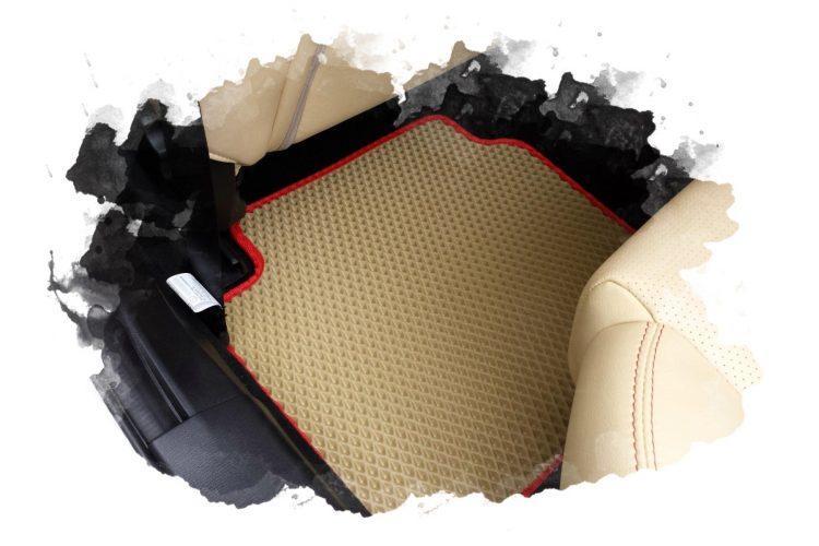 коврик в авто