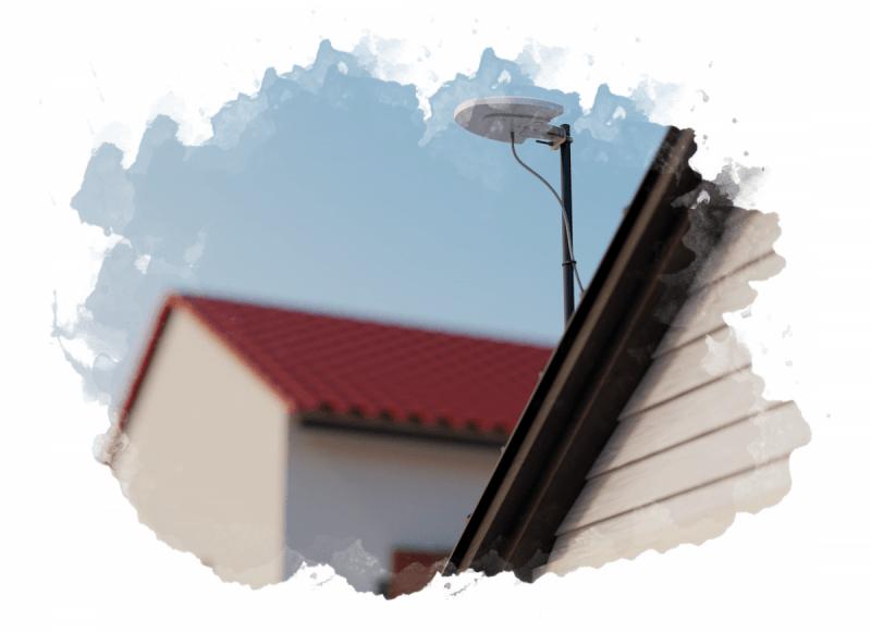 антенна для дома