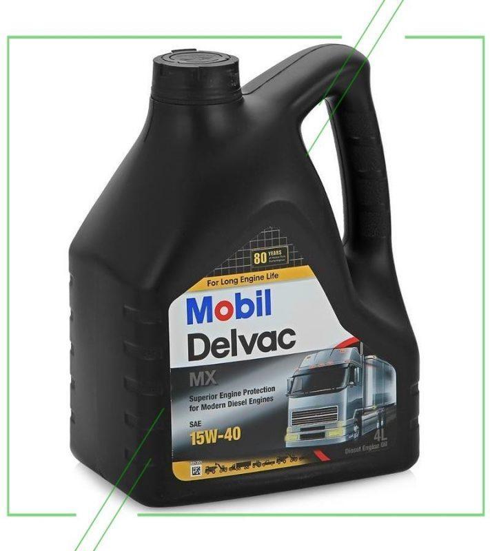 MOBIL Delvac MX 15W-40_result
