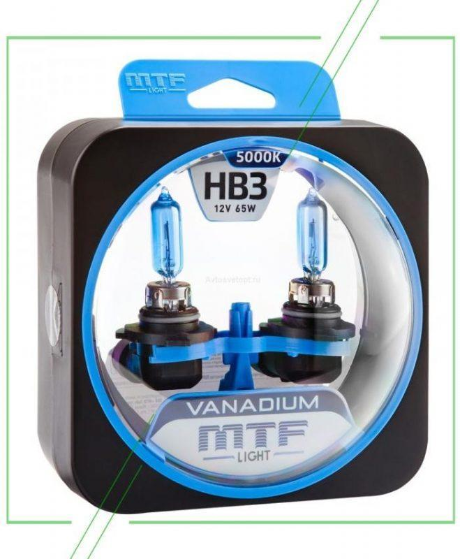 MTF-LIGHT VANADIUM H11_result