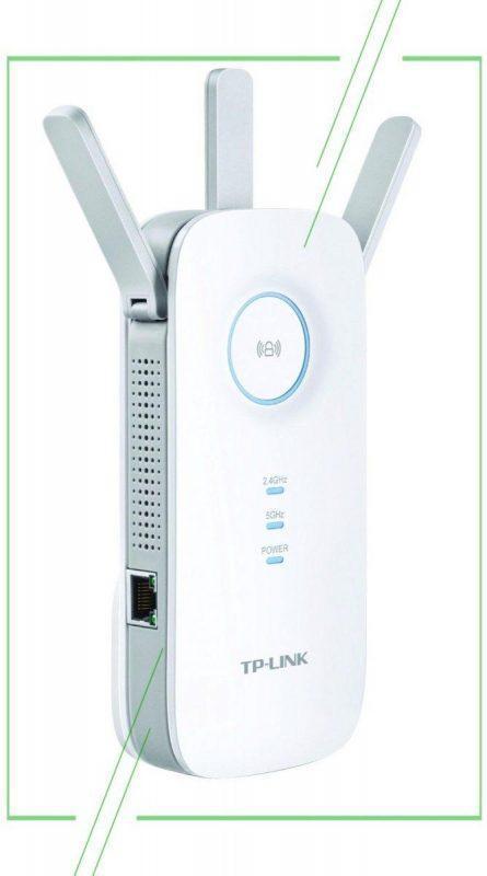 TP-LINK RE450 V1_result