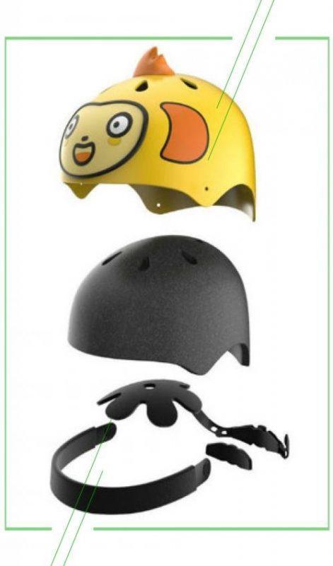 Xiaomi Children Helmet (Обезьяна)_result