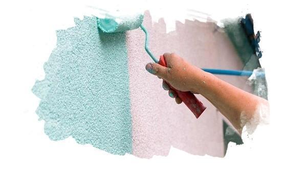 Как покрасить дом фасадной краской