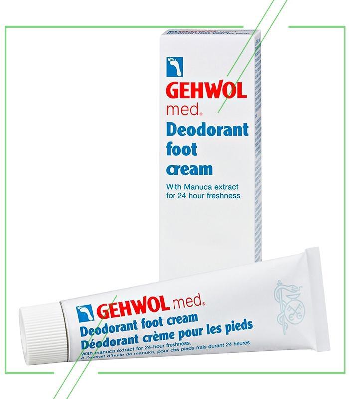 Gehwol Deodorant foot cream_result