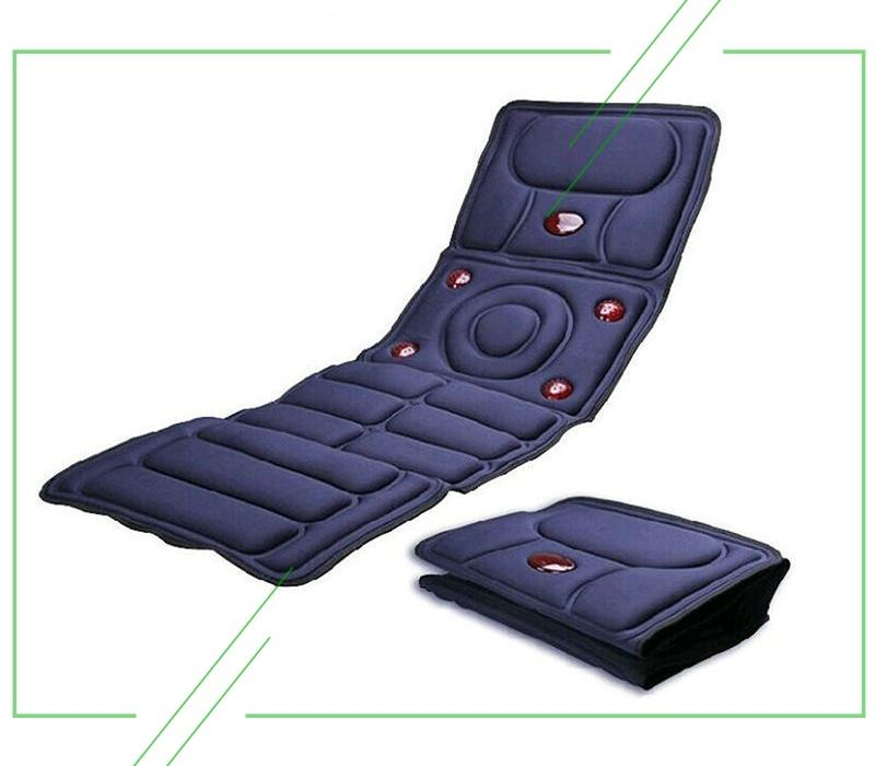 Good Comfort Microcomputer Massage Mattress_result