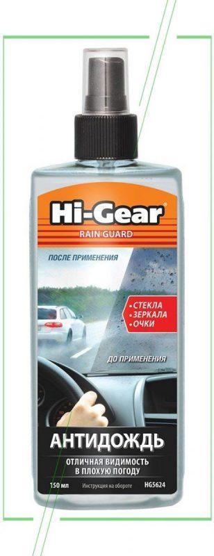 Hi-Gear Rain Guard_result