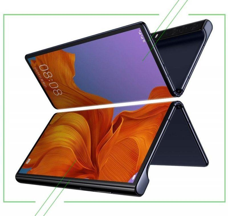 Huawei Mate X 5G_result