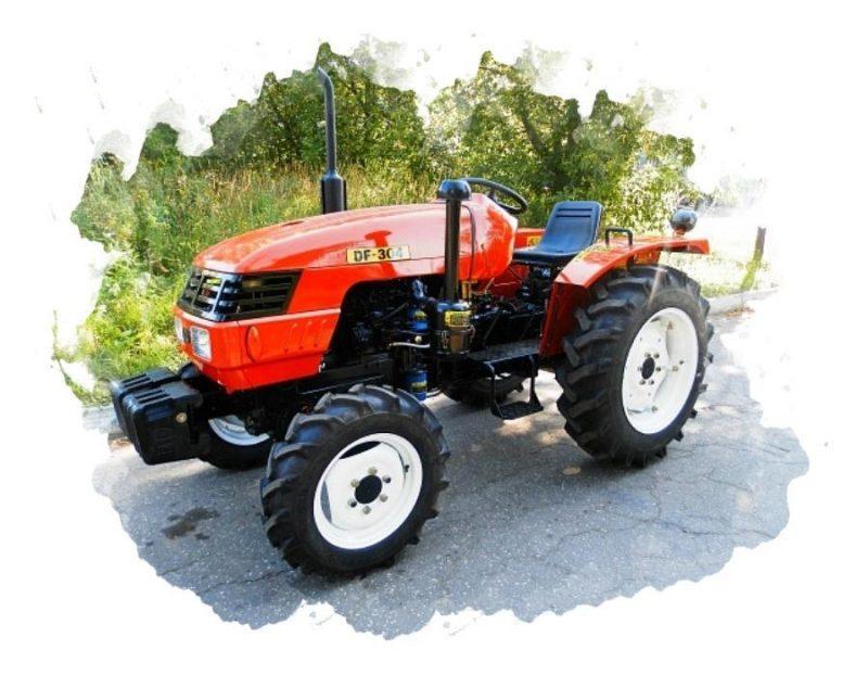 мини-трактор для работы