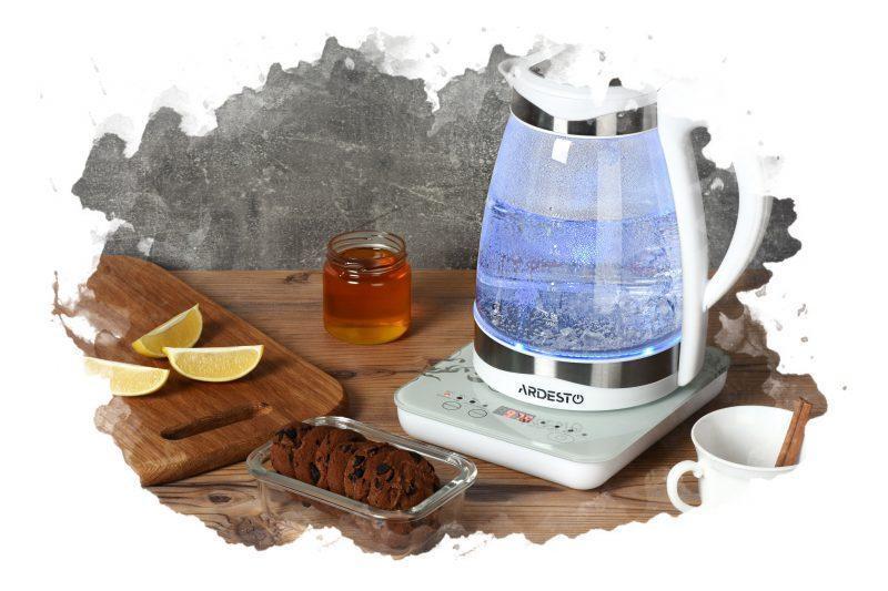 ТОП-7 лучших электрических стеклянных чайников: рейтинг, отзывы