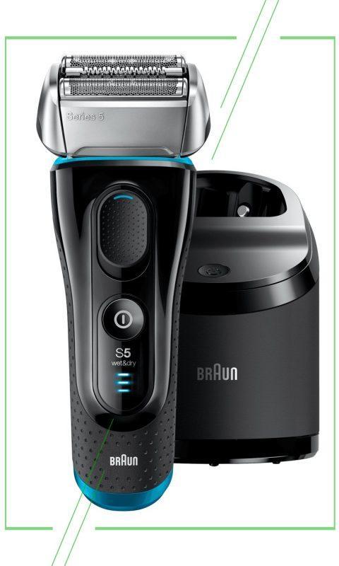 ТОП-7 лучших электробритв Braun по отзывам покупателей