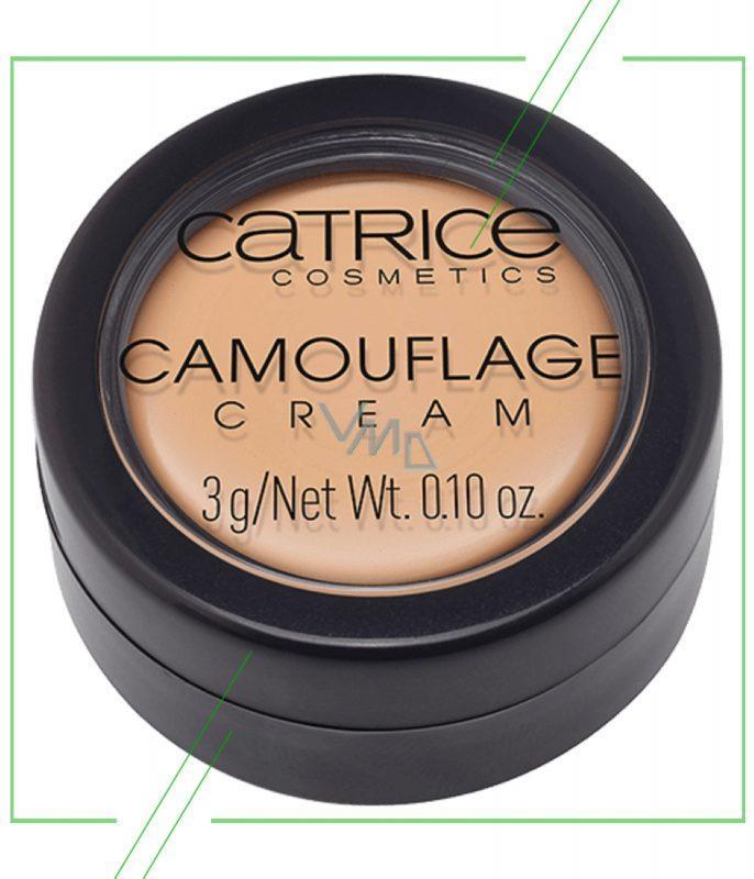 Catrice Camouflage Cream_result