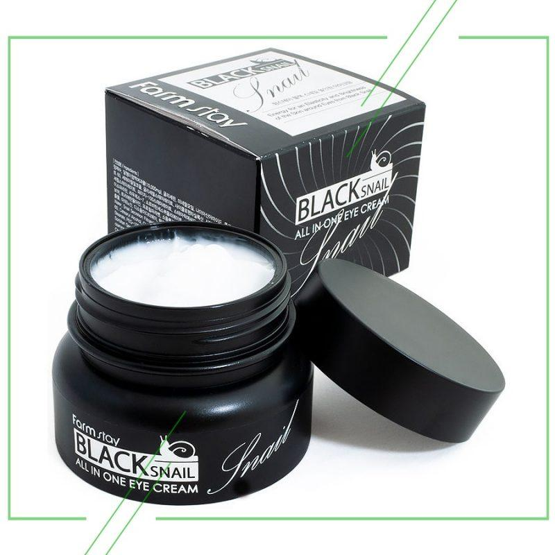Farmstay Black Snail All in One Cream_result
