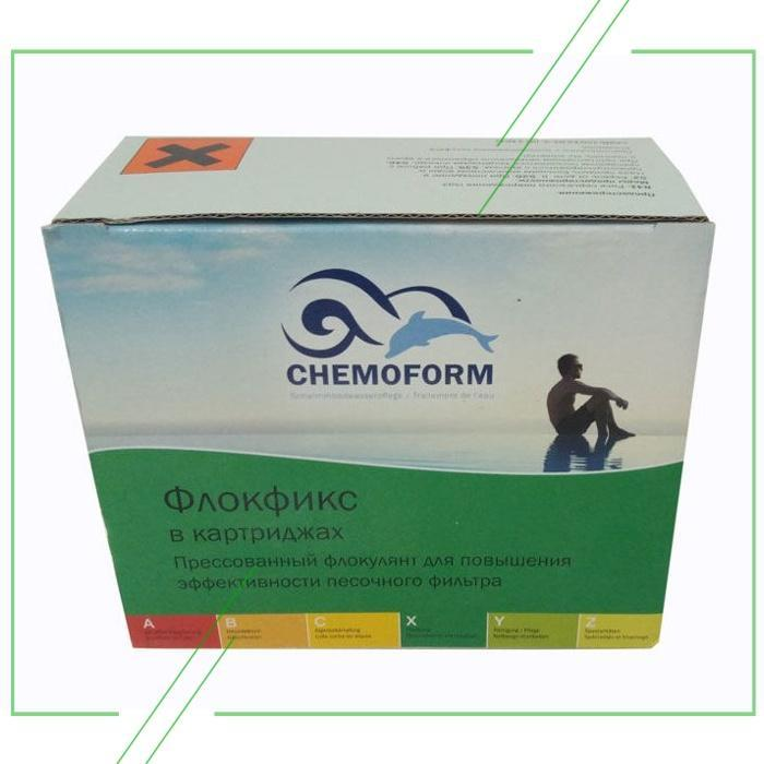 Флокфикс в картриджах Chemoform_result