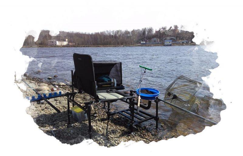 фидерное кресло для рыбалки