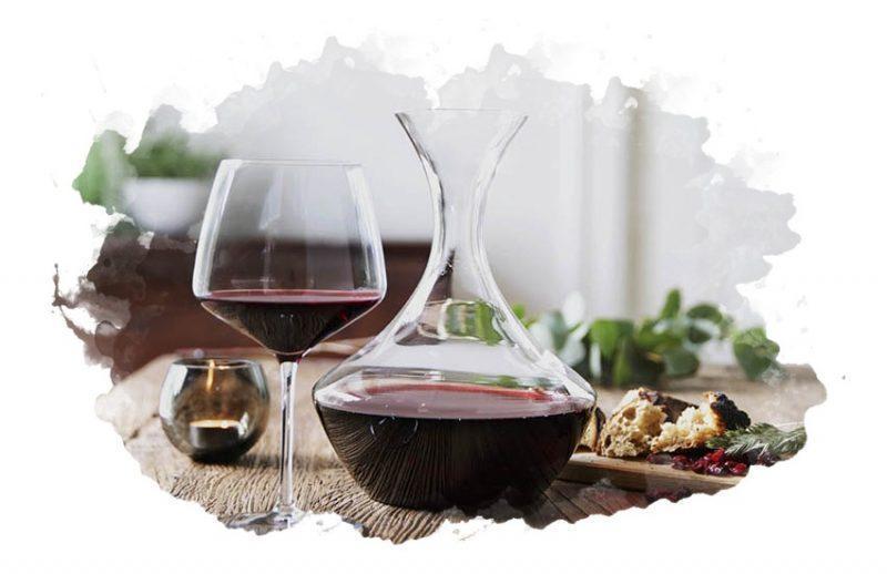 ТОП-7 лучших декантеров для вина: для чего нужен, отзывы