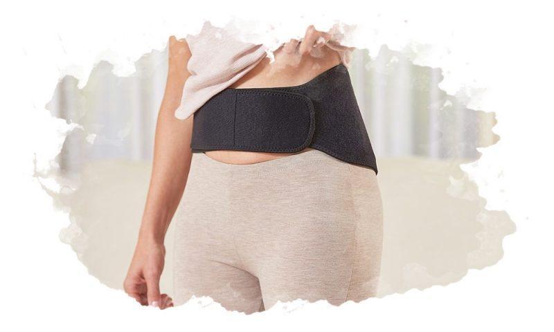 пояс для похудения живота
