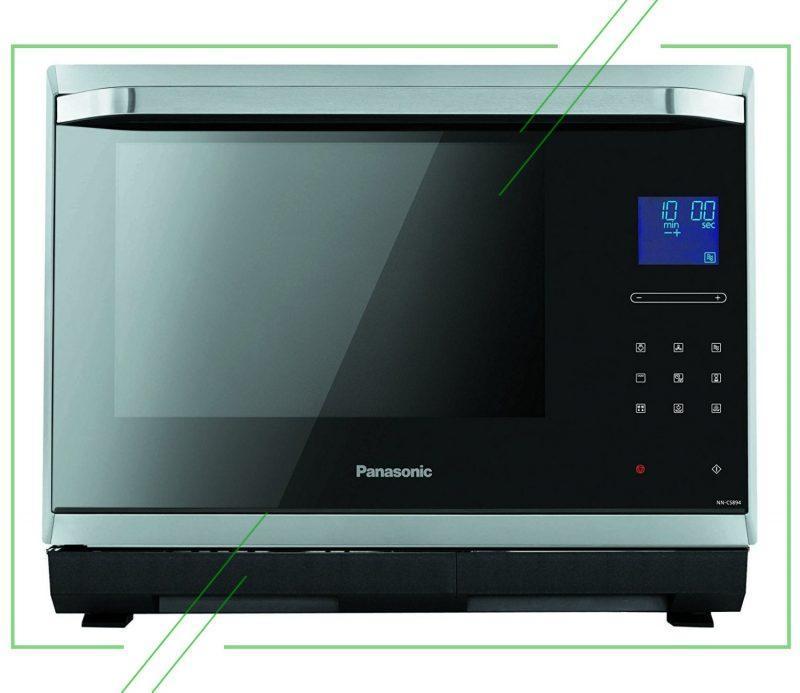 Panasonic NN-CS894B_result
