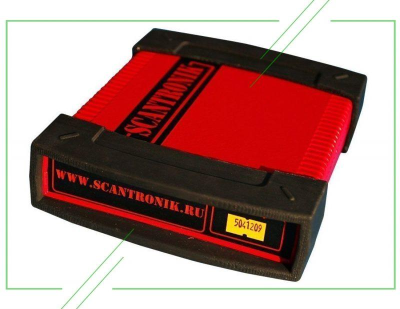 ScanTronic R-Box_result
