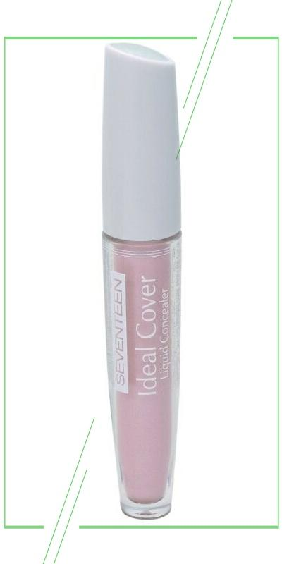 Seventeen Ideal Cover Liquid Concealer_result